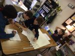 Giant Whiteboards are great for group work and presenting.