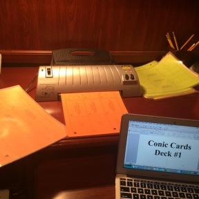 Printing and Laminating
