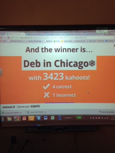 You Have To Try Kahoot! For Engagement | I Speak Math