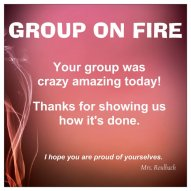 Group On Fire